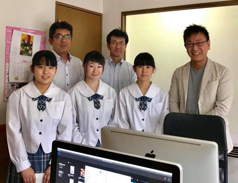 日田三隈高校「三隈マーケット」